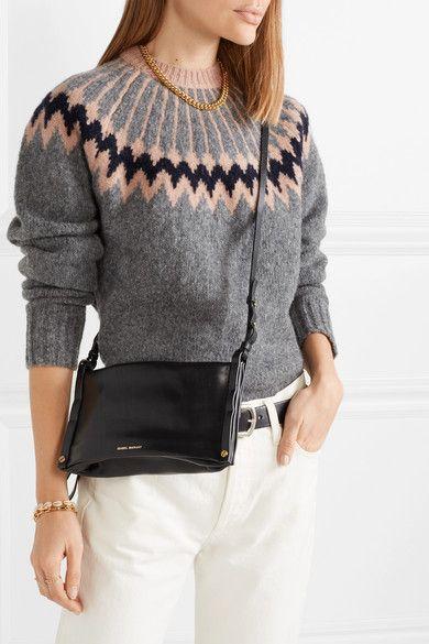 40b7bb50d5 Isabel Marant   Drissa leather shoulder bag   NET-A-PORTER.COM   net ...