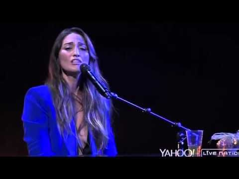 Sara Bareilles - Sittin' on the Dock of the Bay (cover).