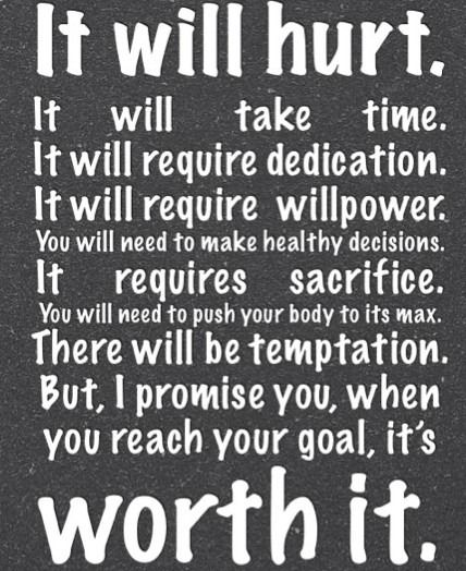 Fit, Remember This, Inspiration, Quotes, Motivation, So True, Worthit, Worth It, Weights Loss