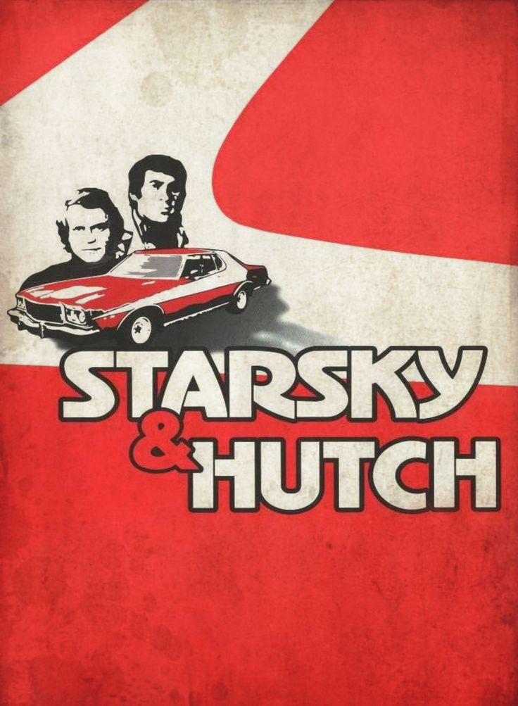 Affiches, posters et images de Starsky & Hutch (1975) - SensCritique