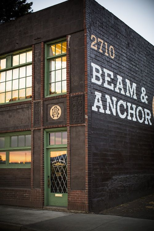 Beam & Anchor