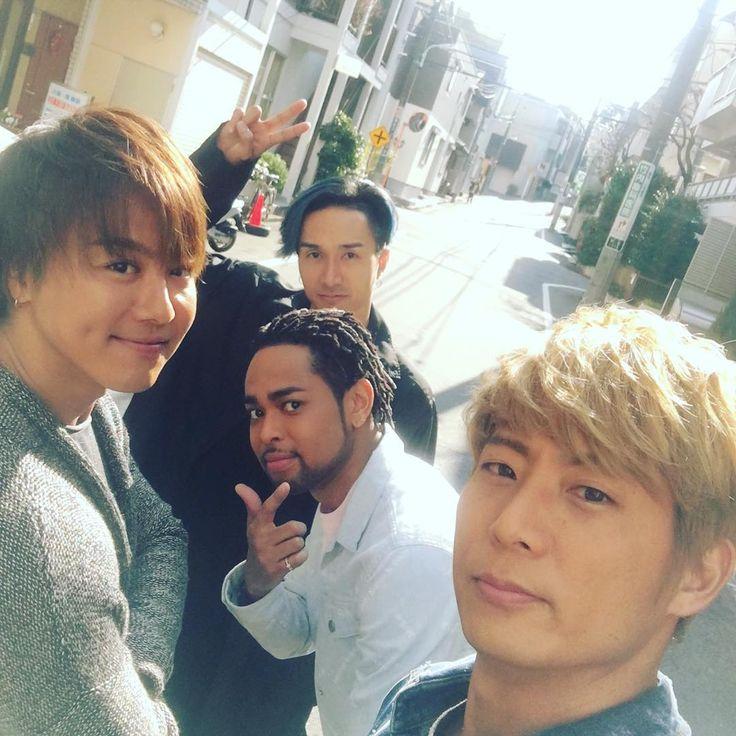 TAKAHIRO x EXILE THE SECOND (Kenchi x Nesmith x Keiji)