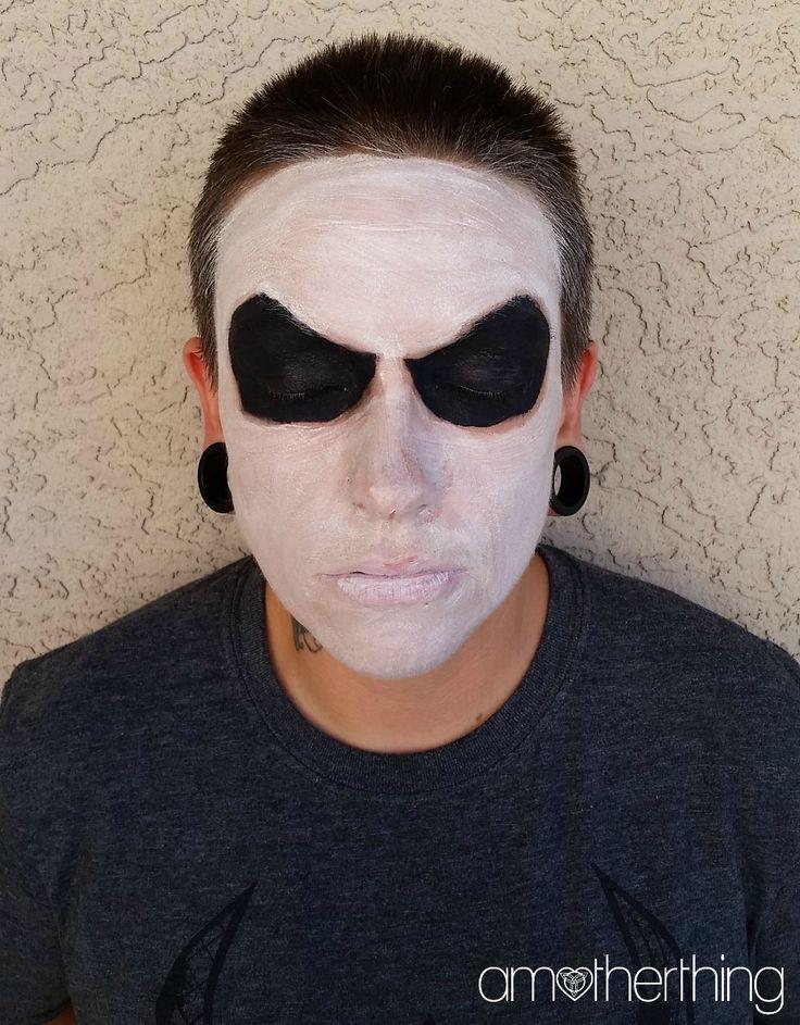 Jack Skellington Makeup Tutorials