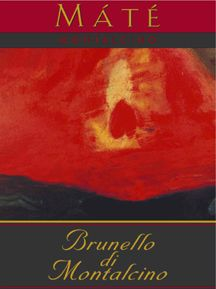 Máté Wine - Brunello di Montalcino 2007