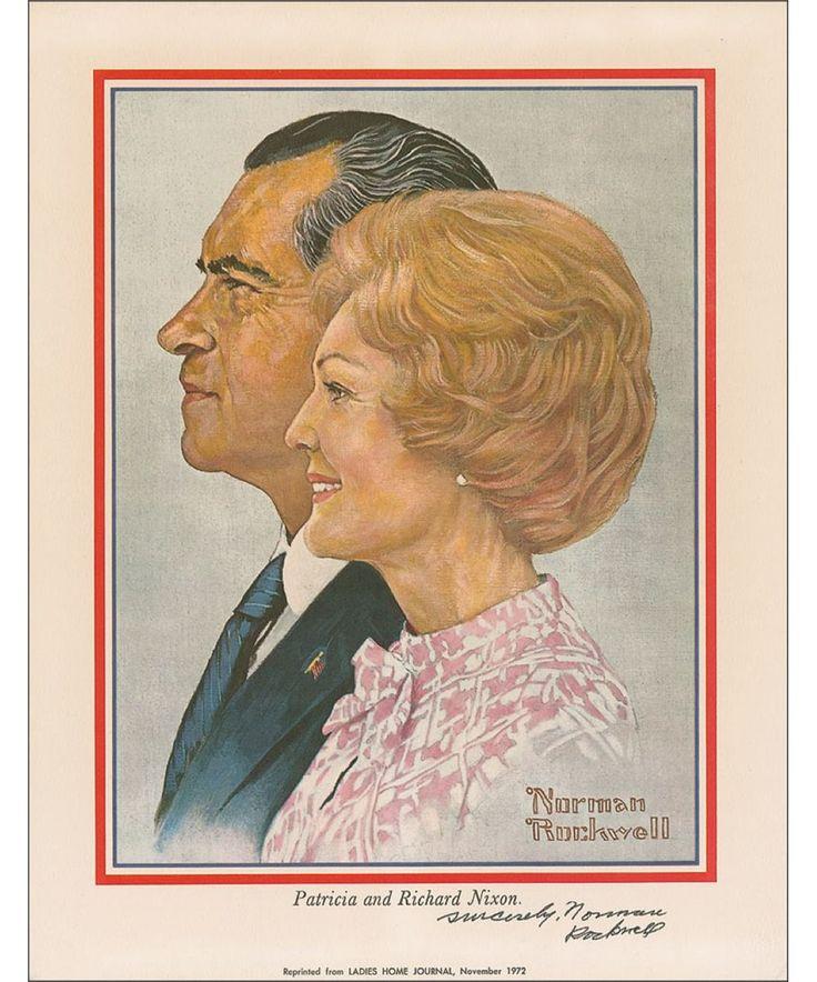 Pat Nixon By Pinterest