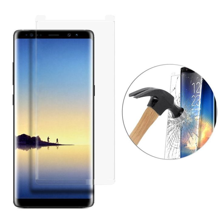 Full Edge Tempered Glass Screen Protector, Clear