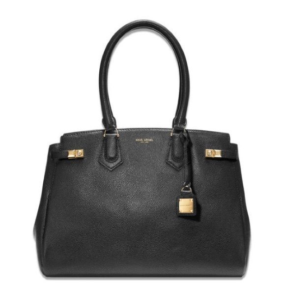 """Henri Bendel Carlyle Tote Brand new never used Henri Bendel Carlyle Tote in black. 11""""H x 15""""W x 6""""D; Handle drop: 9"""" NO TRADES henri bendel Bags Totes"""