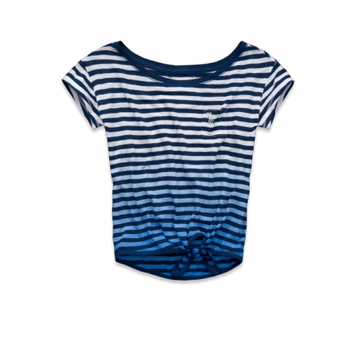 Abercrombie Kids Girls Kali Tee