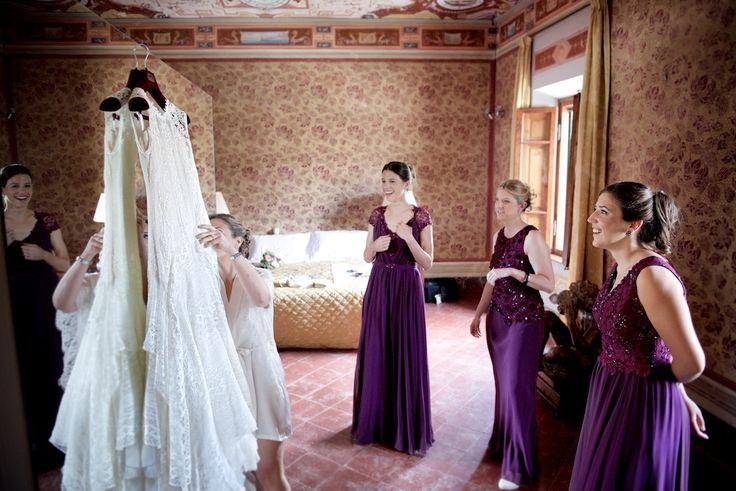 "The ""Dress""Photo courtesy Rossini Photography"