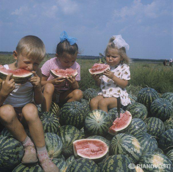 СССР в фотографиях | СПЛЕТНИК