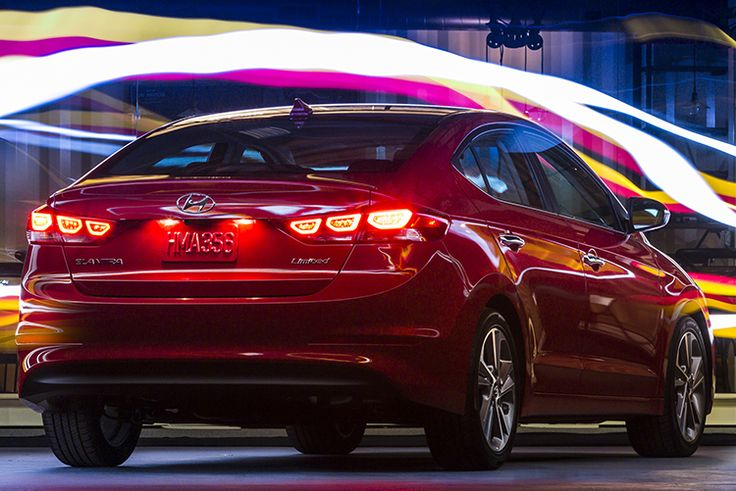 2017 Hyundai Elantra Upgraded Refinement, Safety And