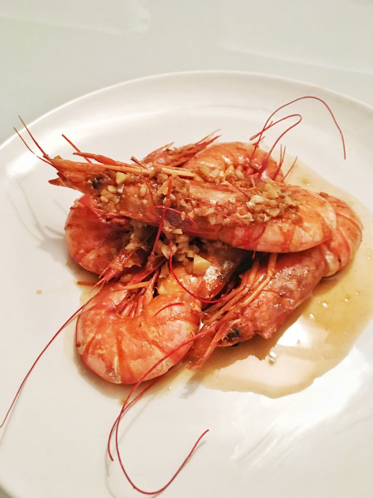 King Prawns in Spicy Sauce