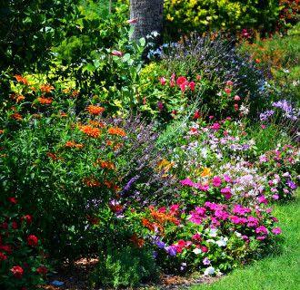 Most Beautiful Rose Garden | Perennial Small Garden Design Ideas: 16 Inspiring Perennial Garden ...
