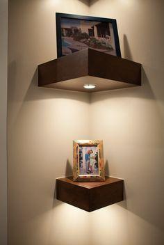 Ótima ideia para usar e iluminar aquele cantinho esquecido. :) ♪ ♪ Inspiração para faça voce mesma. http://www.pinterest.com/gigibrazil/boards/