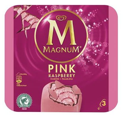 Pink raspberry magnum limited edition 2015