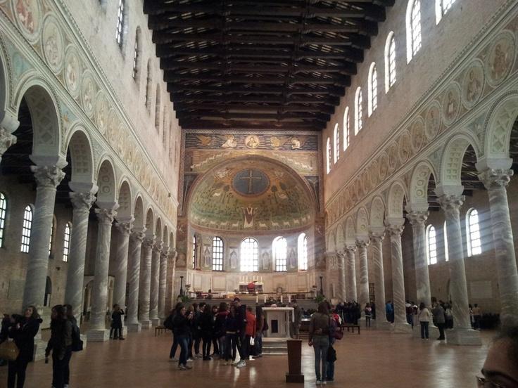 Basilica di Sant'Apollinare in Classe-Ravenna-Italy