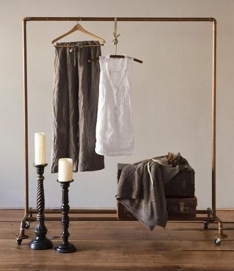 Une autre façon de ranger ses vêtements