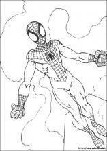 Coloriage Spiderman, choisis tes coloriages Spiderman sur coloriez .com