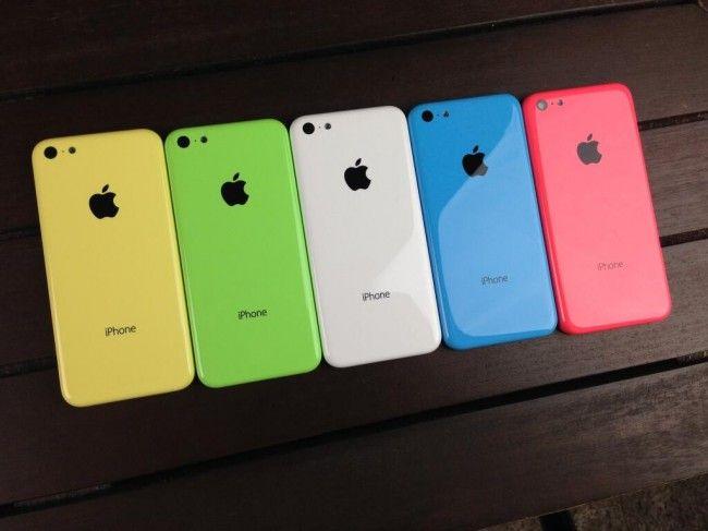 Apple iPhone 5C è il nuovo smartphone di fascia media