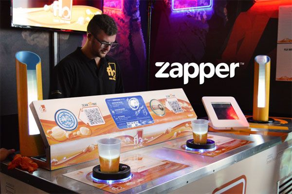 Zapper and CUPL Pour the Perfect Pint