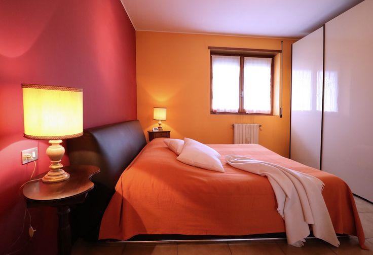 MILANO Attico con terrazza first bedroom phone +39 02 95335138; info@casaestyle.it; www.casaestyle.it