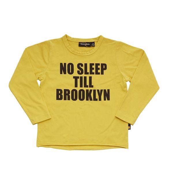 Rock Your Baby - No Sleep Till Brooklyn Tee
