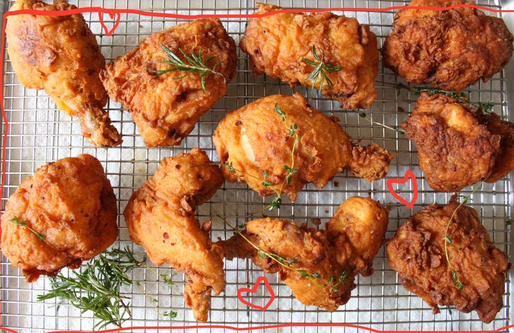 10 best design menu table of contents images on for Table 52 buttermilk fried chicken recipe