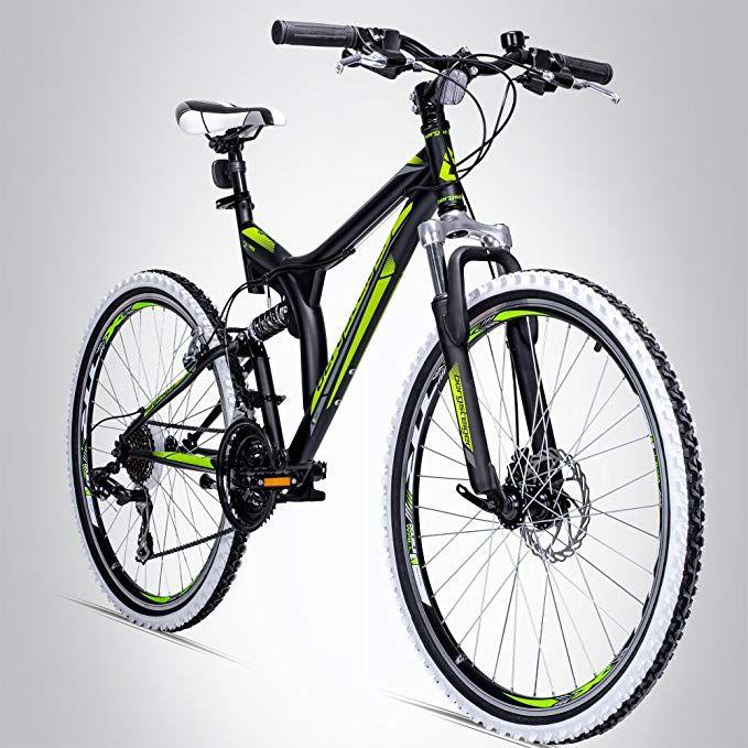 Bergsteiger Phoenix 26 Zoll Mountainbike Geeignet Ab 160 Cm
