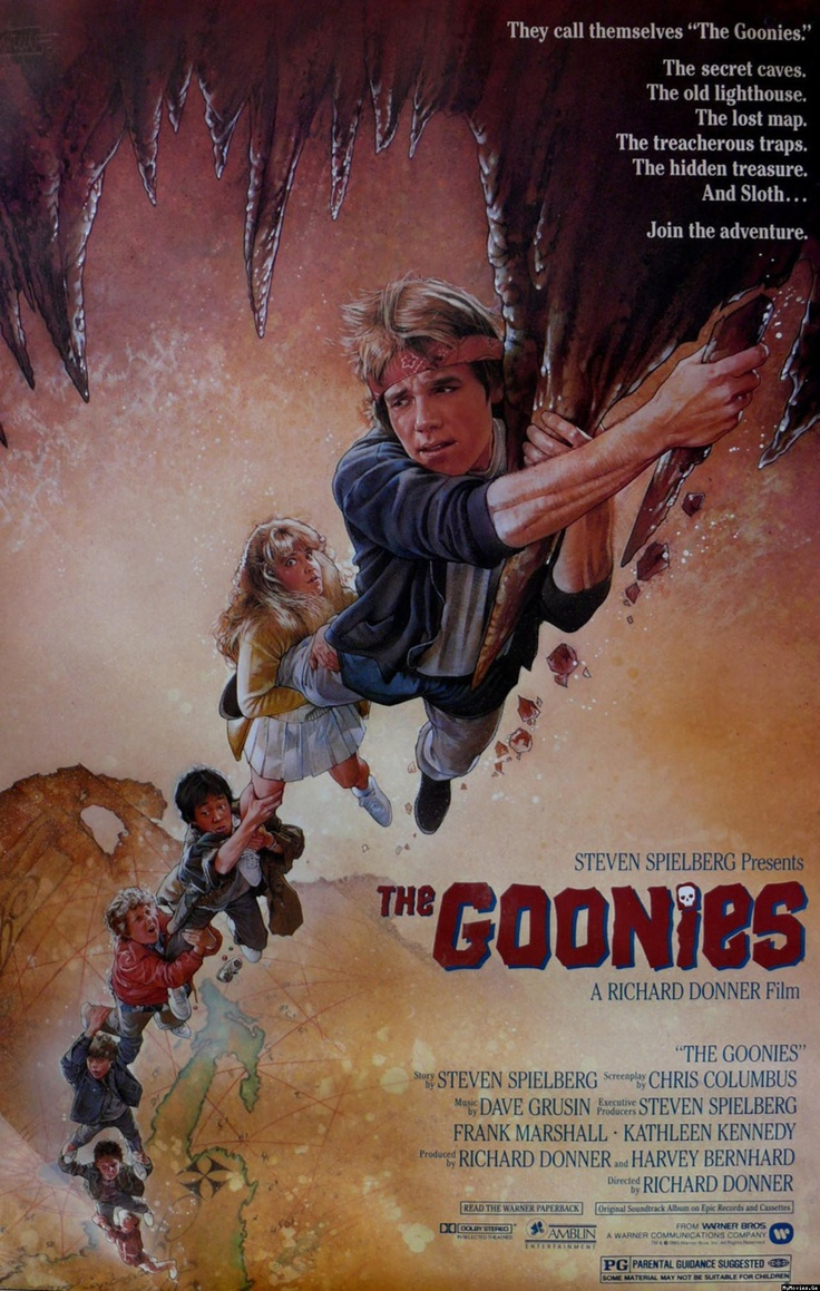 The Goonies - loved it then, love it now