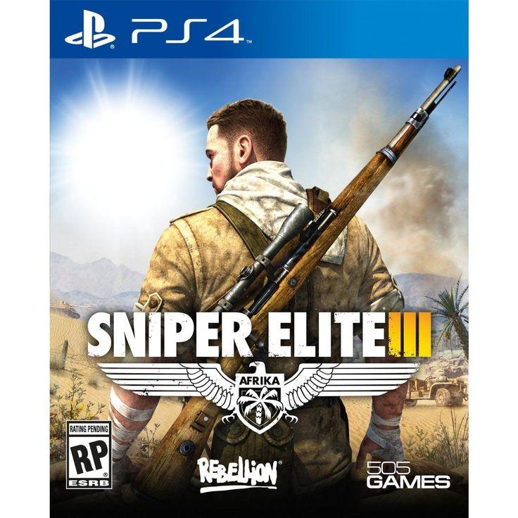 505 Games PS4 - Sniper Elite III