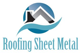 Roofing Sheet Metal  Attractive Logo Designed.