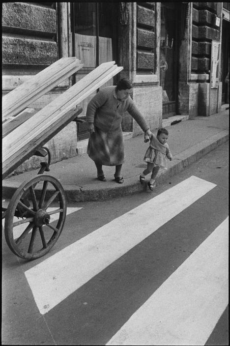 Rome Italy Henri Cartier Bresson 1958