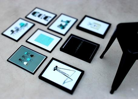 Framed prints   MON. Design Haus | COLLECTIONS