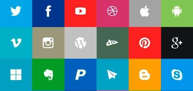 Botones de redes sociales para wordpress