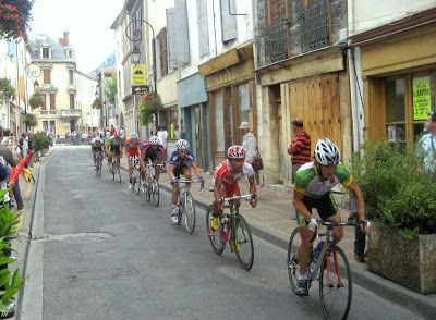 Quillan France - I was here quite some years back and the Tour De France went through.