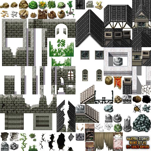 17 best images about rpg maker pixel on pinterest for Online house map maker