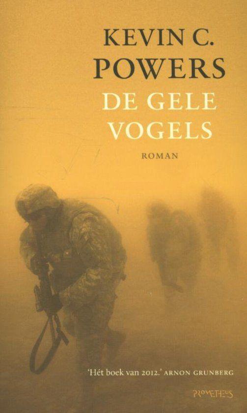 Een van de beste boeken over de oorlog in Irak. De gele vogels is het verhaal van de jonge soldaat Bartle, voor wie de oorlog in Irak een uitzichtloze leegte is. Zijn eindeloze dagen zitten vol dood, verderf, maar vooral verveling. In een wanhopige poging grip te krijgen op zijn frustraties, klampt Bartle zich vast aan de kameraadschap met zijn lotgenoten.