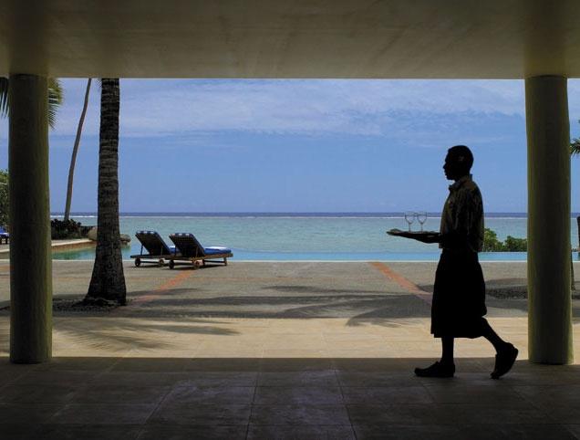Shangri-La'a Fijian Resort & Spa [Yanuca Island, Fiji]