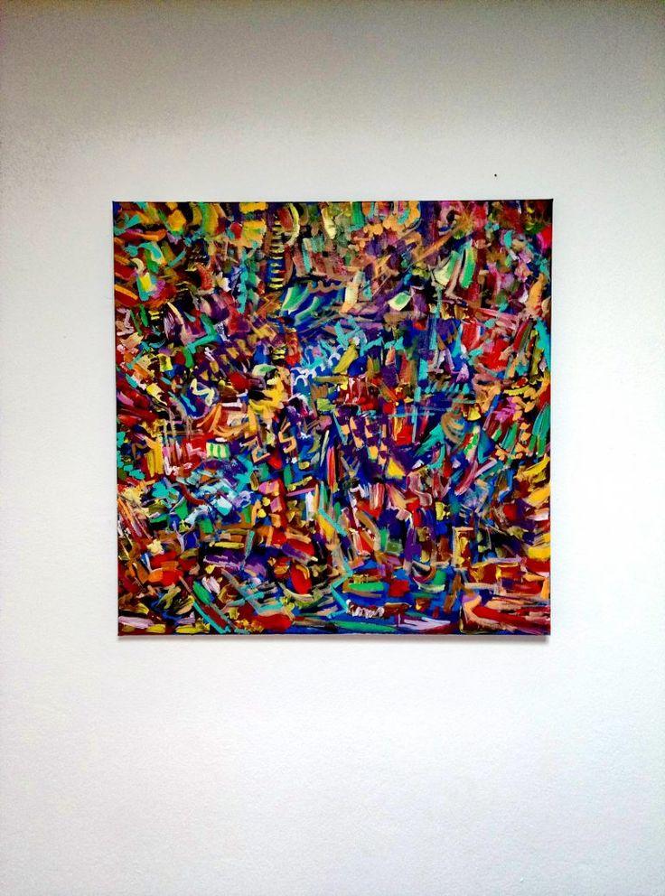 17 migliori idee su quadri astratti su pinterest pittura for Quadri astratti on line