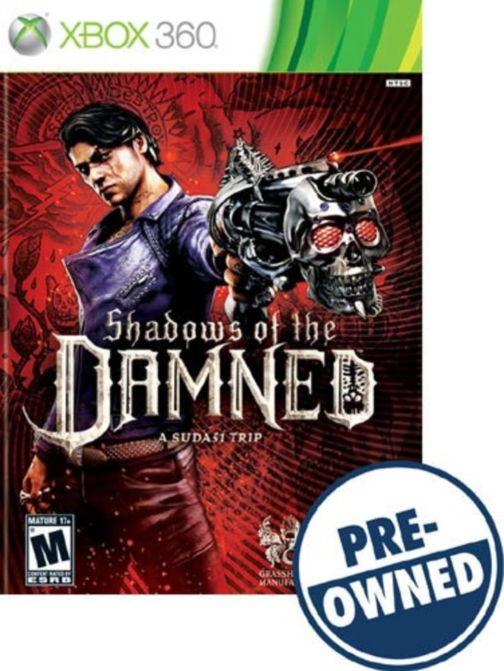 Shadows of the Damned — PRE-Owned - Xbox 360
