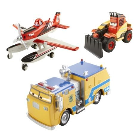 Planes Character Vehicle Asrt