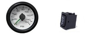 Find great deal of air ride gauges at airslamit. Airslamit is the best dealer in the United States for automotive equipments and tools. Visit our online store and you can call us at 480.999.1232.