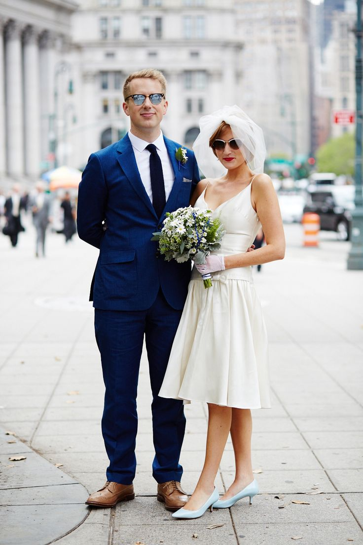 City Hall Weddings 14 NYC Couples To Melt Your Heart Refinery29