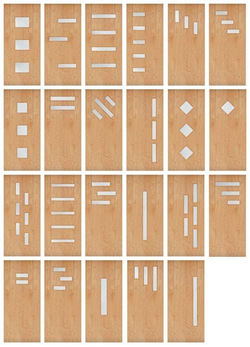 1000 ideas about modern exterior doors on pinterest - Mid century exterior doors ...