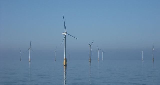 As UK moves to more renewable energy, offshore is poised to become a player.
