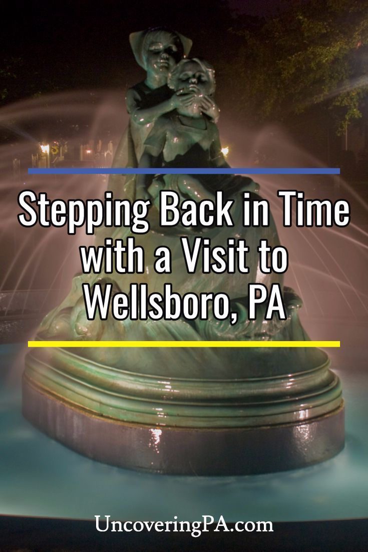 Stepping Back in Time with a Visit
