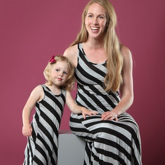 love matching mommy and daughter clothes CHRISTEN LOOK CHARLI, YOU, AND I !!!!! that would be cute