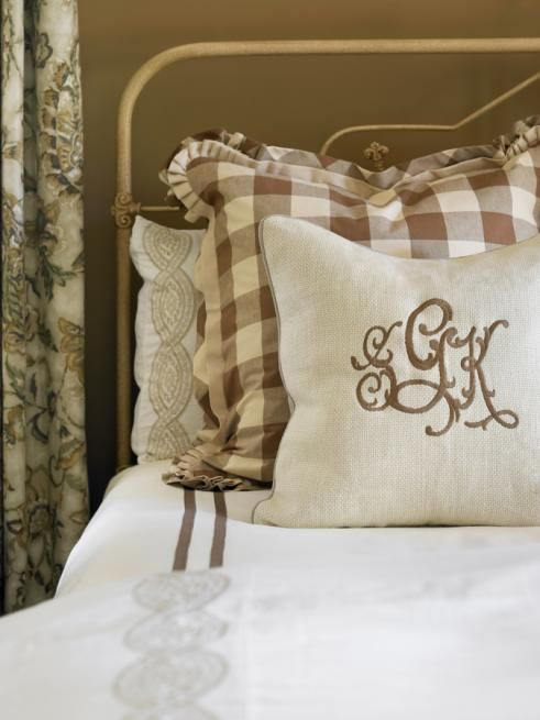 Gorgeous bedroom inteior design ideas and home decor by Francie Hargrove Designs