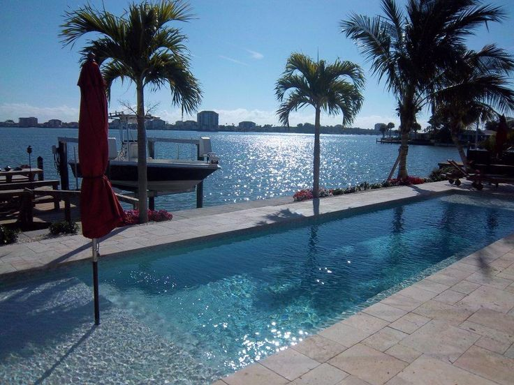 Tropical Pools & Pavers, LLC. | PebbleSheen: White Diamonds