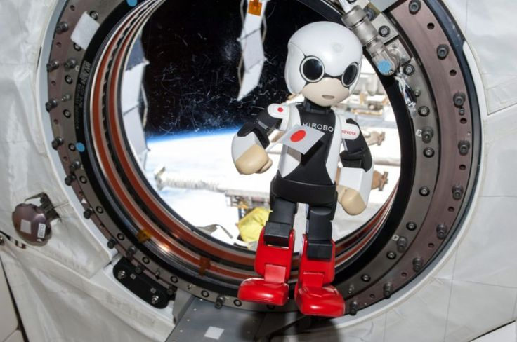 International Space Station robot Kirobo returns to earth and wins Guinness World records | Kirobo awarded two Guinness World Records on 27 March for being the first robot to have a conversation in space and reaching the highest height as a robot from earth.